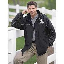 Reebok Pittsburgh Steelers Mens Teton Systems Jacket