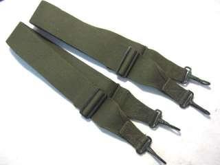Vietnam Era US Army/USMC Utility Strap Set