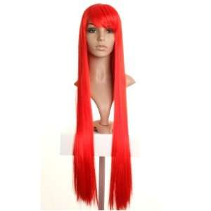 Perfect Cosplay/Anime/Halloween Wig   Premium Quality Synthetic Hair