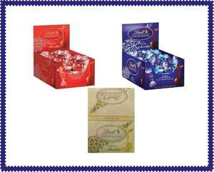 Lindt Lindor Truffles Chocolate Candy 1 Box |