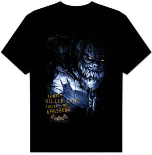 Batman AA Arkham Killer Croc T shirts at AllPosters