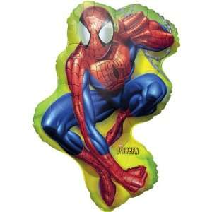 Spider Man Figure Helium Shape Toys & Games