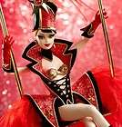 BOB MACKIE CIRCUS BARBIE Collector Gold Label Doll New in SHIPPER FREE