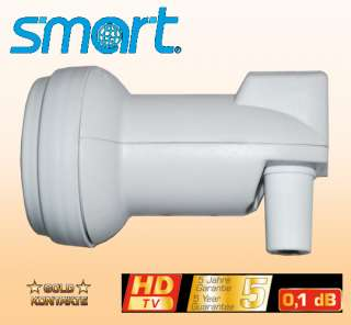 MAXIMUM E 85/T 85 Multifocus Antenne inkl. 4xSingle LNB