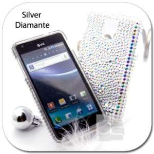 BLING Crystallized Gem Skin Case Samsung Infuse 4G i997