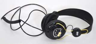 Coloud HELLO KITTY Stereo Gold Edition Kopfhörer HEADPHONES