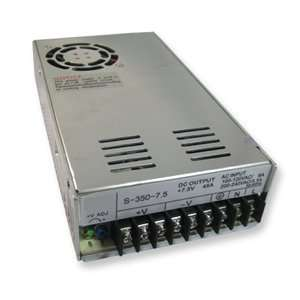 350W 7.5V 46A Regulated Switching Power Supply [K302