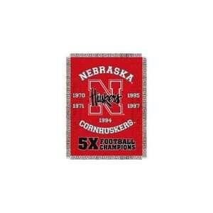 Nebraska Huskers NCAA National Championship Commemorative