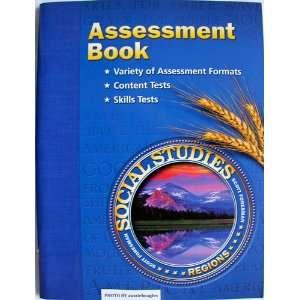 Assessment Book (Social Studies Regions) (9780328522484