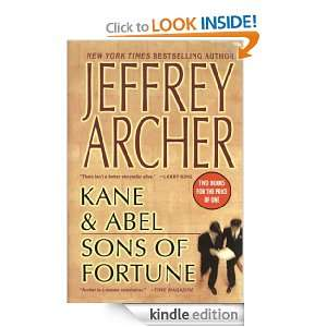 Kane and Abel/Sons of Fortune Jeffrey Archer  Kindle