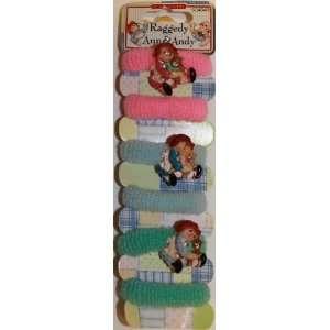 Raggedy Ann Pony Tail Holder   Teddy Bear Toys & Games