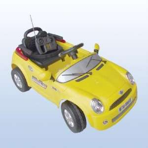 Kids Power Ride ON Toy Car Power Wheels 6V Battery Electric Speed