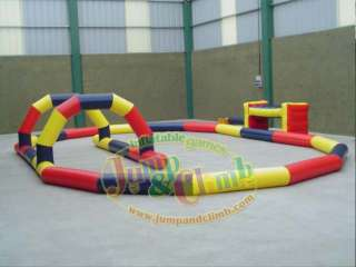 SPORTS & GAMES INFLATABLE RACE TRACK REMOTE CONTROL CAR