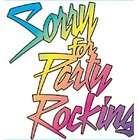 PARTY ROCKING Shirt LMFAO Shufflin Party Rock Jac Vanek Kills All Time