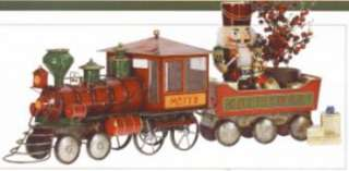 LARGE CHOO CHOO TRAIN TABLE DECORATION BY MARK ROBERTS