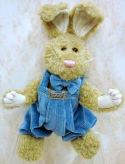 BOYDS BEARS Lily R Hare PLUSH Easter RABBIT 522701