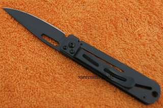 SANRENMU SRM High Quality Steel Folding Knife B4 717