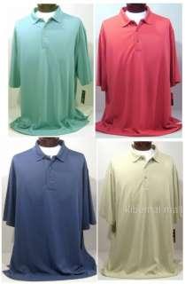 NWT~Grand Slam Men B&T Performance Golf Polo Shirt 3X 3XLT Moisture