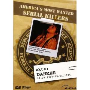 Americas Most Wanted Serial Killers   Akte: Jeffrey Dahmer: .de