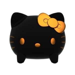 Hello Kitty KT1 H04 Sounddock für Apple iPod schwarz