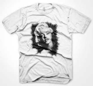 Coole Hollywood Film Movie T Shirts MARILYN MONROE (TSM1089) Herren