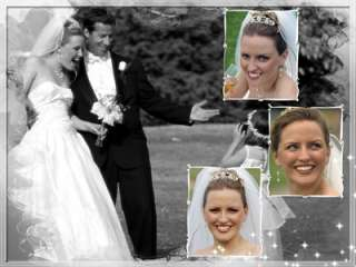 MultiLayered PSD Wedding Album Templates 4 Photoshop V1