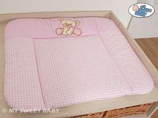 Baby bettwäsche komplett set stubenwagen bettwäsche set rosa my