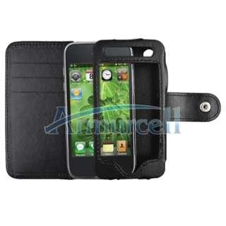 Handy Leder Tasche Hülle Case Cover für Apple iphone 3G S 3GS