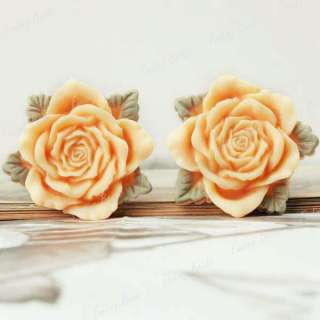 fashion Resin Rose Flower choose Cabochons wholesale