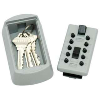 LockState KeyDock Wall Mount 5 Key Lock Box Safe LS KD110 at The Home