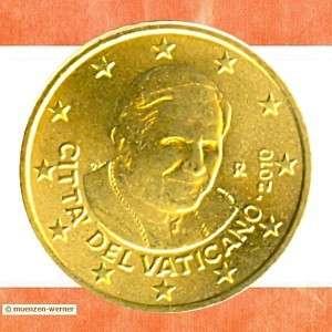 Münzen San Marino 20 Cent Euro Münze 20xx Kursmünze
