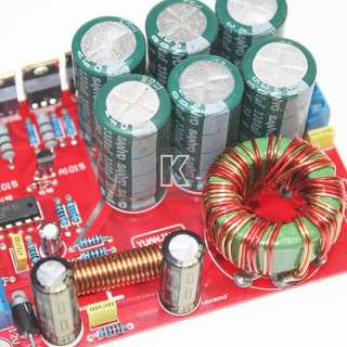 DC±32V 180W Switching Boost Power Supply Board For LM3886 & TDA7294