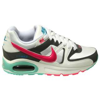 Nike Sneaker WMNS Air Max Command White/Pink Flash Cool Grey