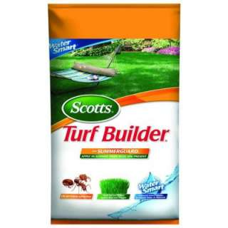 Scotts Turf Builder with Summerguard 40.38 lb. Fertilizer 49015 at The
