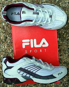FILA SPORT DAYTONA LEA/MESH GIRLS ATHLETIC YOUTH NEW