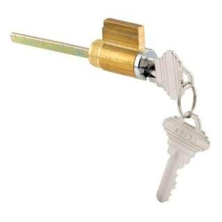 Prime Line Sliding Door Cylinder Lock, Keyed Alike, Schlage Keyway E