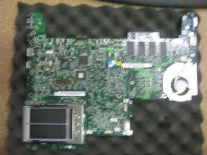 DELL LATITUDE X200 LAPTOP MOTHERBOARD 9W429 with 800gHz