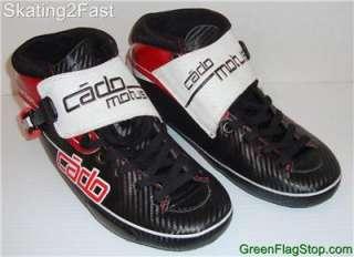 Cado Motus Pro 110 Carbon Inline Skate Boots 10.5