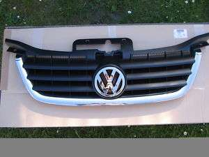 VW Touran original Kühlergrill Grill Caddy Chromgrill Chromstreifen