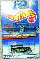 2000 Hotwheels Circus on Wheels Series32 Ford Dlvy OC