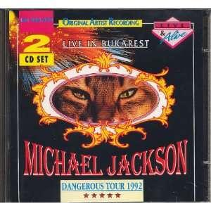 Live in Bukarest (1992) Michael Jackson  Musik