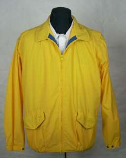 AUTHENTIC GOLF Mens Light Weight Jacket size L