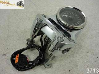 06 Harley Davidson Sportster XL SPEEDOMETER SPEEDO W/ RISERS