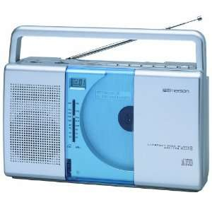show all categories emerson pd5098 portable radio cd player ac dc with