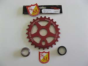25 Tooth Sprocket Chain Wheel Ring Crank Profile BMX Dirt Jump Bike