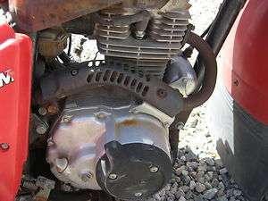 1984 Honda ATC Big Red 200es Engine OEM
