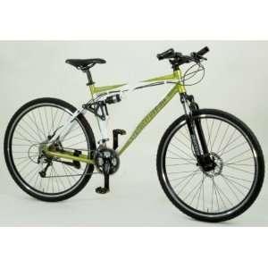 Prophete Hill 800 Alu MTB Bike 28, 27 Gang Kettenschaltung, 2