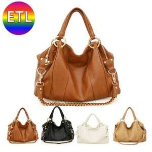 Cow Leather Casual Travel Ladies Cross Tote Shopper Women Bags