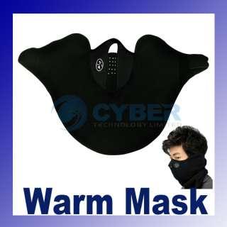 Neoprene Neck Warm Face Mask Veil Sport Motorcycle Ski