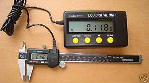 SPECIAL PRICE DIGITAL READOUT DISPLAY DRO QUILL